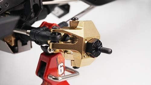 Yeah Racing Axial SCX10 II Brass Rear Axle Lock Out Set AXSC-007