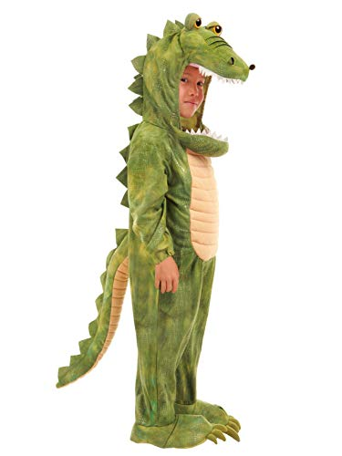 Princess Paradise Baby Al Gator Deluxe Costume, Green, X-Small -
