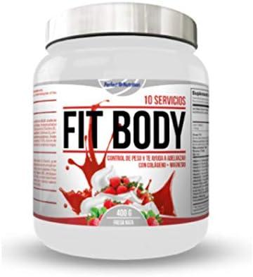 Perfect nutrition Fit Body - 400 gr Vainilla: Amazon.es ...