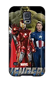 Tpu Case For Galaxy S5 With The Avengers 40