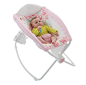 Fisher-Price Auto Rock 'n Play Sleeper, Floral Confetti