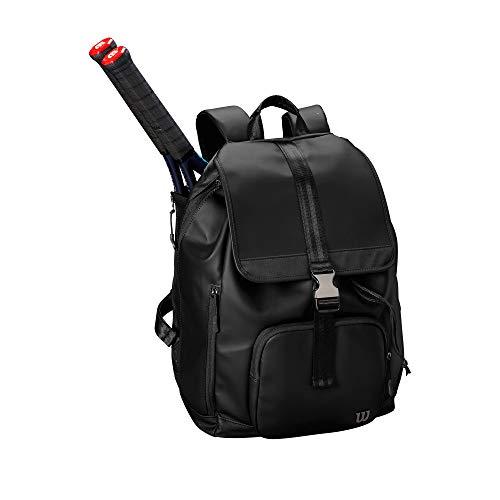 Wilson Women's Fold Over Backpack, Black