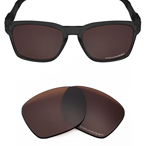 Mryok+ Polarized Replacement Lenses for Oakley Catalyst - Bronze - Lenses Oakley Catalyst