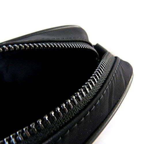 AZZARO noir Porté 5 22x17x4 croisé N6621 cm SqSHw1