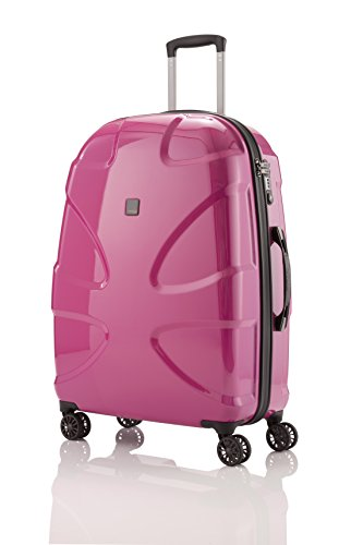 Cheap Titan X2 Hard Luggage Large 30″ Spinner (Hot Pink)