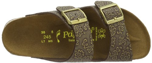 et sabots Marron ARIZONA femme mules Braun Papillio Brown BF Gold Tendril TqtwHHf
