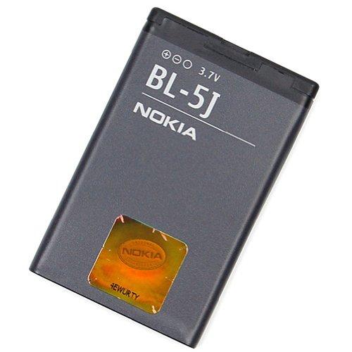 183 opinioni per Nokia BL-5J Batteria originale per Nokia 5800 XPress Music, X6