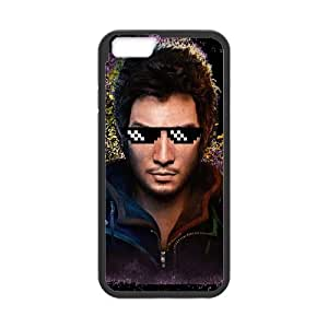 iPhone 6 4.7 Inch Cell Phone Case Black Far Cry 4 Ajay Ghale 004 Caouu