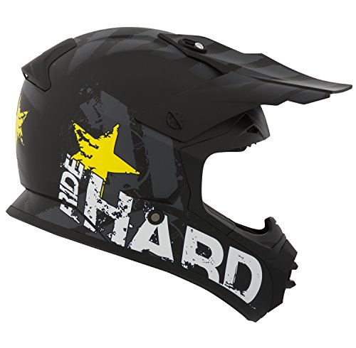 Best Ventilated Motorcycle Helmet - 7