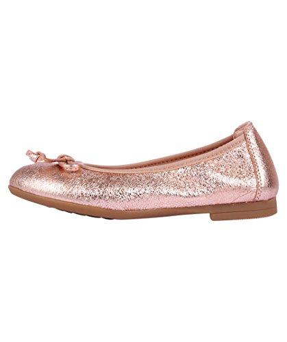 Unisa Mädchen Ballerinas Casia rose (323)
