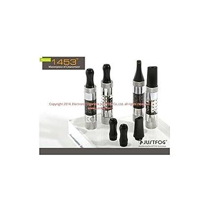 Atomizador JUSTFOG 1453, producto sin nicotina