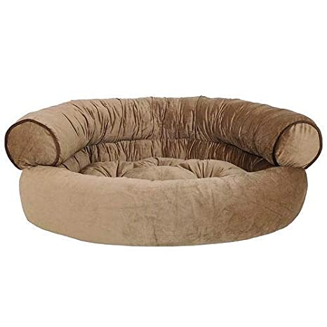Peachy Amazon Com Canine Creations D Sofa Style Pet Bed With Gmtry Best Dining Table And Chair Ideas Images Gmtryco