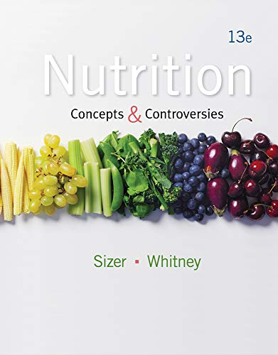 Pdf Health Nutrition: Concepts and Controversies, 13th Edition