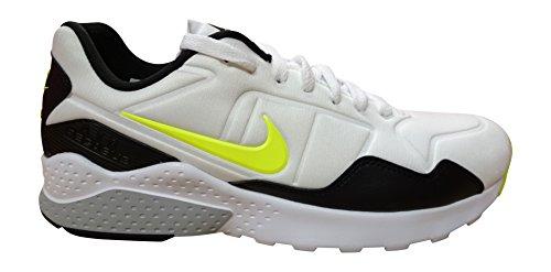 Nike Heren Air Zoom Pegasus 92 Hardloopschoen Wit Volt Zwart 101