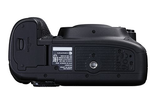 Canon EOS 5D Mark IV Full Frame Digital SLR Camera Body
