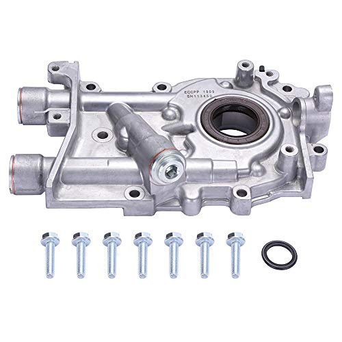 ECCPP Engine Oil Pump 15010-AA234 Fit for 1991-2004 Audi, 2007-2008 BMW Alpina B7, 2006-2011 Honda Civic, 2003-2008 Porsche, 1990-2011 Subaru, 1997 Volvo 850 Pump
