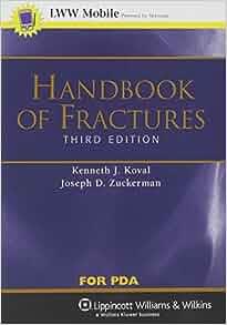 handbook of fractures zuckerman pdf