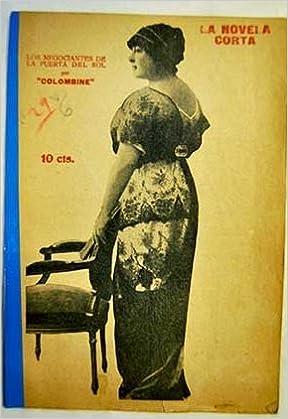 Los Negociantes de la puerta del sol: Amazon.es: Carmen de Burgos: Libros
