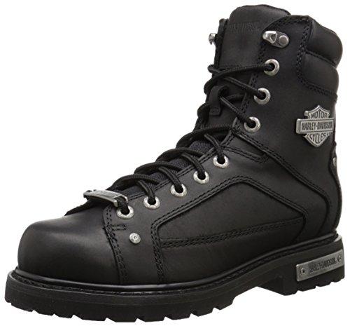 Harley-Davidson Men's Abercorn Motorcycle Boot, Black, 10 M US