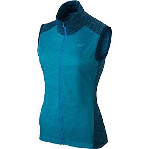 Nike Womens Hyperflight Vest Blue Force/blue Force/blue Lagoon/blue Lagoon S 640403 496 Nike Winter Vest