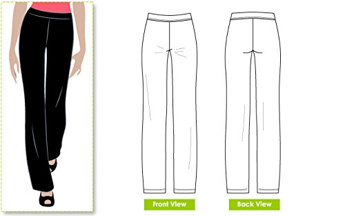 Style Arc Sewing Pattern - Linda Pant (Sizes 04-16) - Click for Other Sizes Available by Style Arc