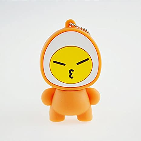 Unidad flash USB Cartoon Rostro adorables 16 G disco u disco ...