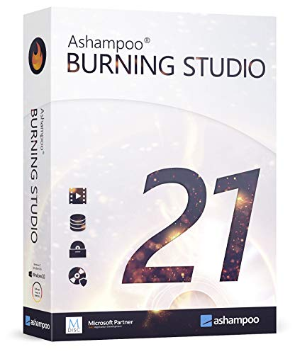Burning Studio 21 for