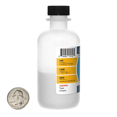 Sodium Sulfite / Fine Powder / 4 Ounces / 99.9% Pure Food Grade / SHIPS FAST FROM USA