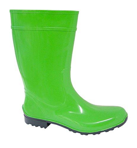 Lemigo Rubby Boot Different Colours Ilse 967 (Green, EU 36 = UK 3,5)