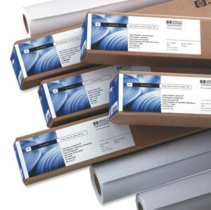 HP Q1397A Bond Paper Inkjet 80g/m2 914 mm x 45.7 m 1 Rölle Pack