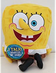 13 Spongebob Plush Stuffed Animal Backpack