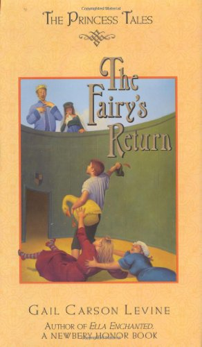 book cover of The Fairy\'s Return