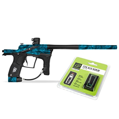 Planet Eclipse Etek (Planet Eclipse ETEK5 Paintball Marker W/Free OLED Board (Splat Blue))