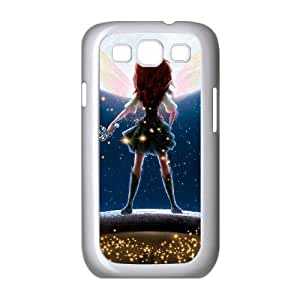 Pirate Fairy Samsung Galaxy S3 9300 Cell Phone Case White zqvc