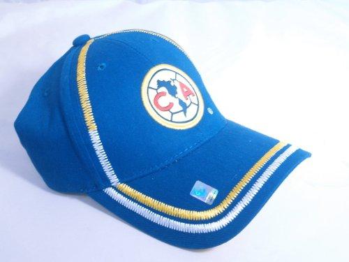 どこにでも間接的哲学的CA CLUB AMéRICA OFFCIALチームロゴキャップ/帽子 – ca004