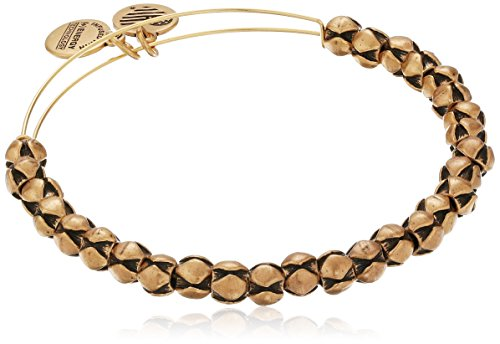 Alex and Ani Traveler Rafaelian Gold Bracelet