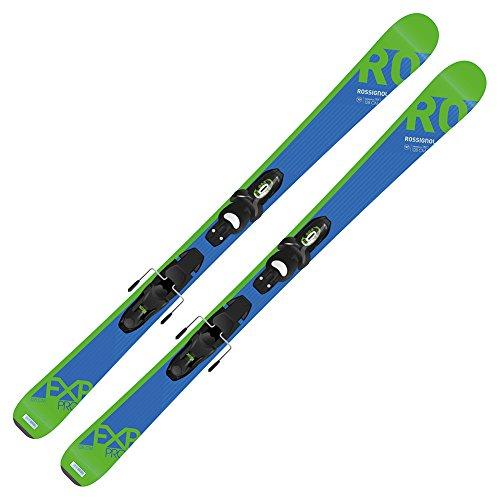 Binding Jr Ski (Rossignol Experience Pro S Kids Skis with Kid-X 4 Bindings 2018 - 104cm)