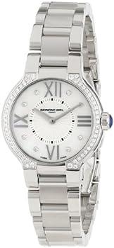 Raymond Weil Noemia Pearl Diamond Ladies Watch