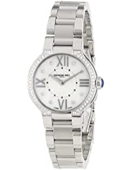 Raymond Weil Womens 5927-STS-00995 Noemia Stainless Steel Watch with Link Bracelet