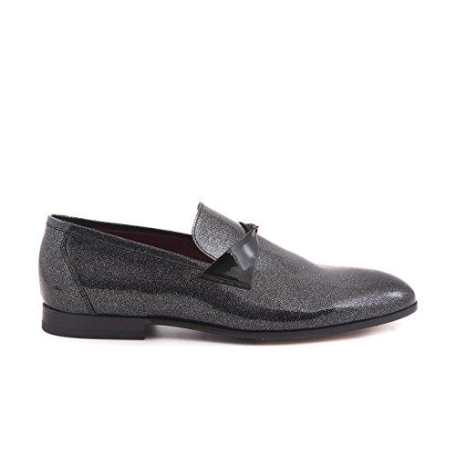 Mocassini Pantofola Da Uomo Elegante Stilista Mocassino Slip On In Vera Pelle Di Vacchetta Da Smoking