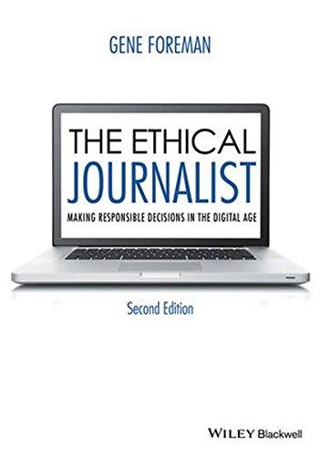 Ethical Journalist:...Digital Age (Pb)