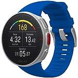 POLAR VANTAGE V – Premium GPS Multisport Watch for Multisport & Triathlon Training (Heart Rate Monitor, Running Power, Waterproof)