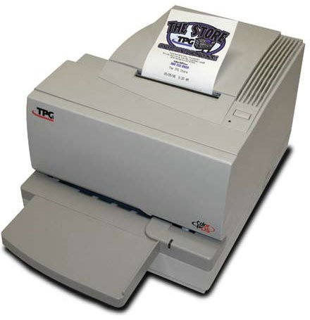 TPG A760-1205 - A760 ~ Receipt Printer,Thermal and Impact, with slip, validation