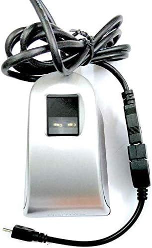 BioMANTRA MFS100 Biometric Fingerprint Scanner with RD: Amazon.in:  Electronics