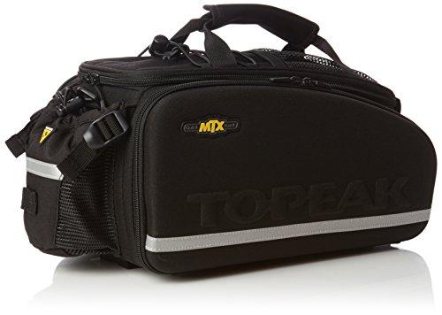 Topeak Rahmentasche MTX TurnkBag EXP Gepäckträgertasche, schwarz, 36 x 25 x 21.5 cm, 16.6 Liter, TT9647B