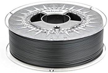 extrudr® BDP ø1.75mm (0.8kg) Greentec Pro Black Petro-Free Bio ...