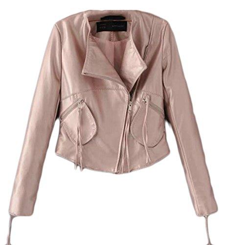 Wilsons Leather Biker Jacket - 7