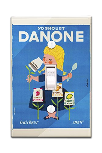 danone-vintage-poster-artist-gauthier-france-c-1955-light-switchplate-cover