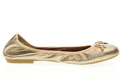 GIOSEPPO zapatos de la bailarina 39892-42 YULIANA Bronce
