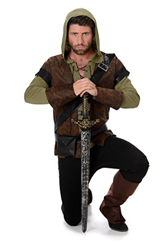 Men's Robin Hood - Halloween Costume (Creative Halloween Costumes For Men)